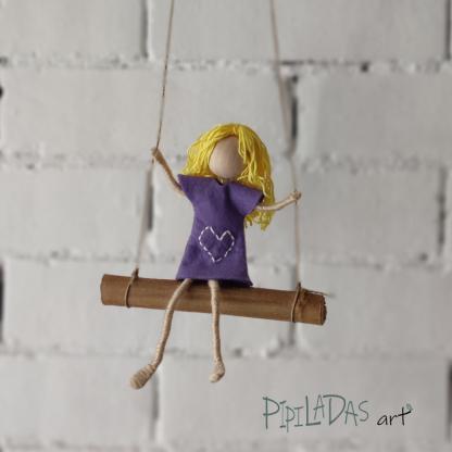 muñeca personalizada decoración
